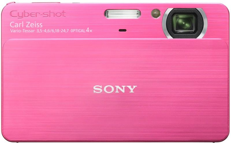 Sony camera touch screen cybershot