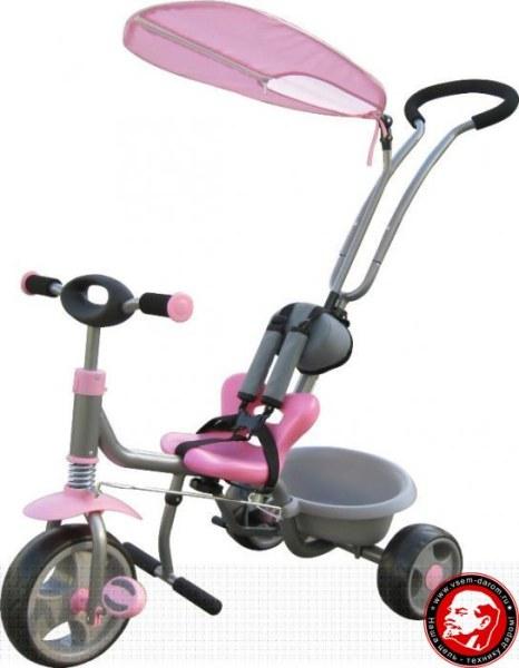 Детский трехколесный велосипед bertoni