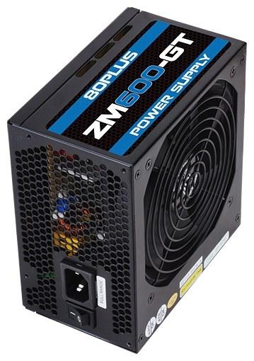Zalman bronze 600w power supply (zm600-gt)