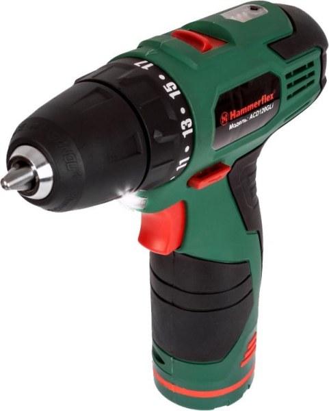 дрель аккумуляторная hammer acd120gli цена